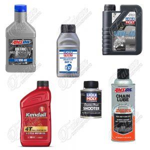 Oils - Fluids